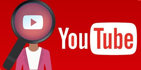 Encontrar a alguien en youtube