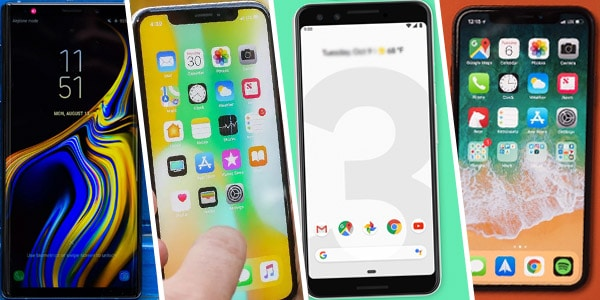 mejores celulares 2019