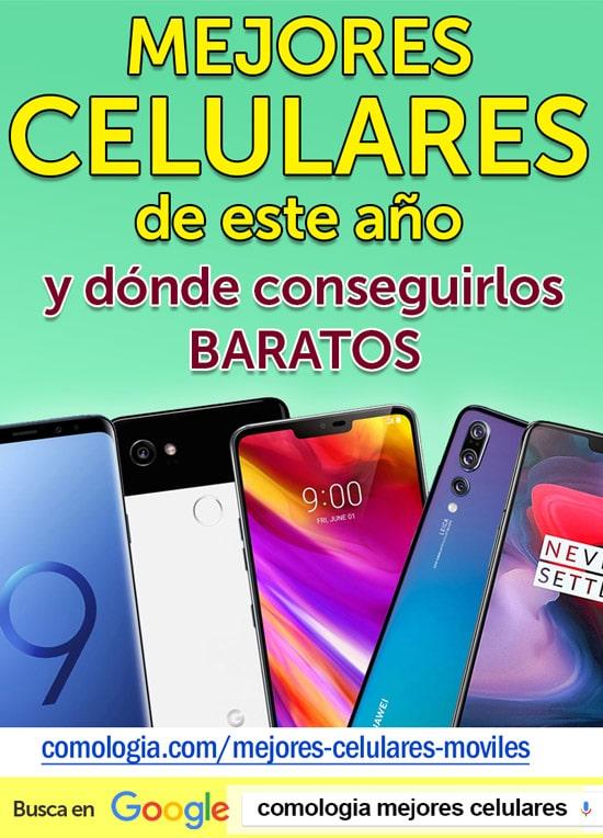 mejores celulares moviles