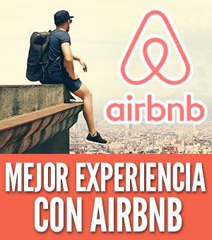 Tener la mejor experiencia al rentar con airbnb