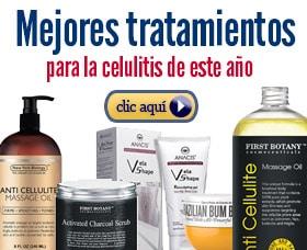 Tratamientos para la celulitis eliminar disimular esconder