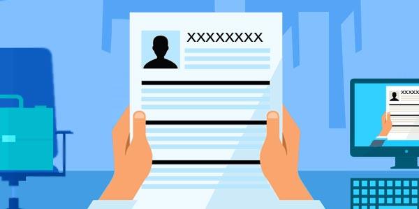 Verificaciones de antecedentes o background check para un trabajo