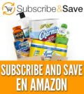 Qué es Subscribe and Save en Amazon