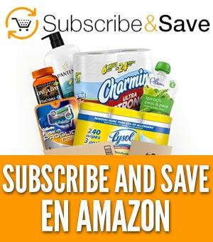 Qué es Subscribe and Save en Amazon
