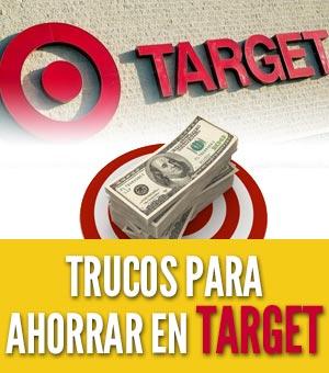 Ahorrar dinero en target