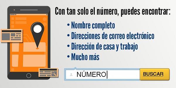 Averiguar todo sobre alguien con su numero de telefono o celular