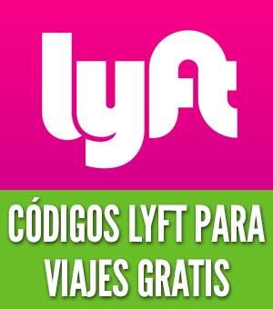 Codigos lyft para viajes gratis Viajes Lyft gratis