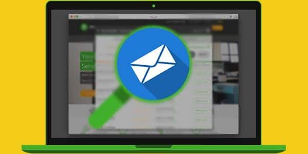 encontrar dirección de correo electrónico de alguien