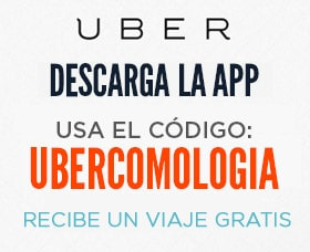Viajes gratis uber codigo promocional cupon