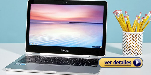 Asus Chromebook Flip Mejor Laptop Barata