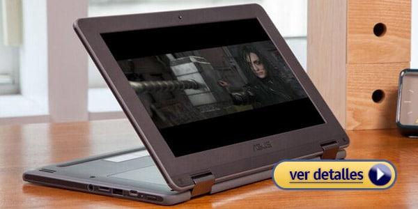 Asus Chromebook Flip C213SA Mejor laptop para ninos