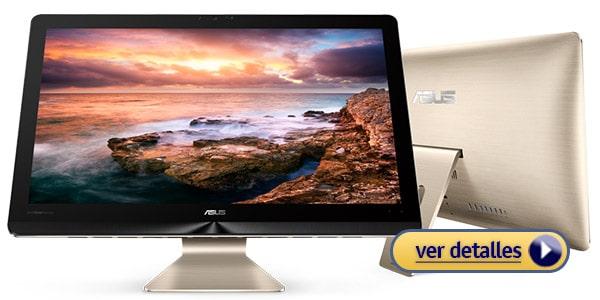 Asus Zen Z240 La computadora de escritorio mas rapida PC