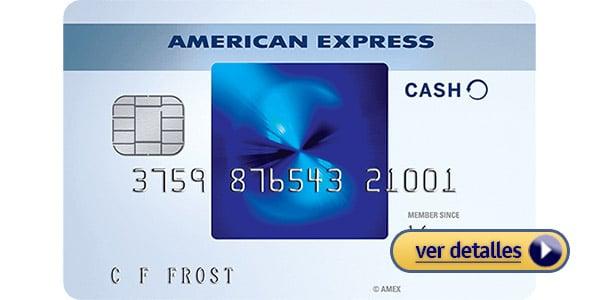 Mejores tarjetas de crédito American Express Blue Cash