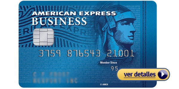Tarjetas de crédito para negocios American Express SimplyCash Plus Business