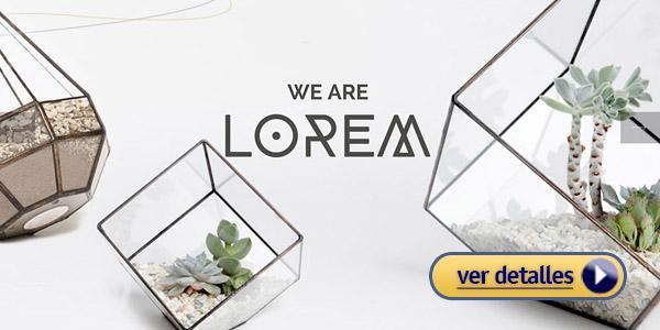 Tema wordpress para una tienda online lorem