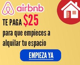airbnb cuanto cobra comision alquilar casa habitacion
