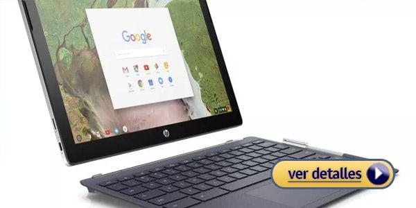 hp chromebook x2 mejor portatil 2019