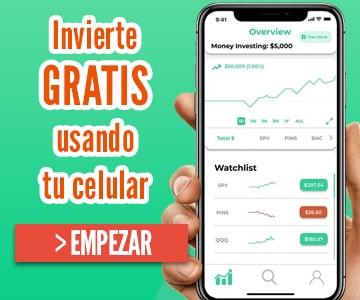 invertir gratis broker