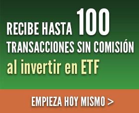 mejor broker etf fondos cotizados