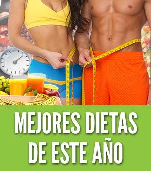 mejores dietas perder peso adelgazar