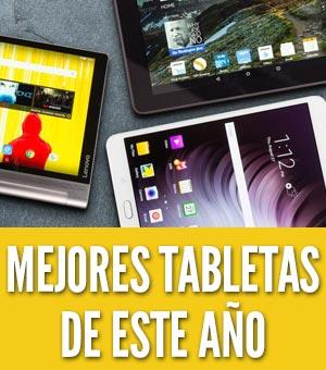 Mejores tabletas del mercado apple ipad android samsung