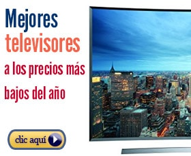Mejores televisores ofertas descuentos hdtv curvos 4k