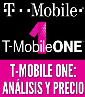 T-Mobile One plan analisis precio review