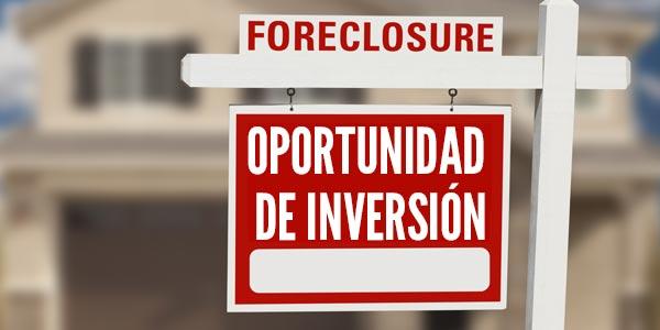 Comprar propiedades foreclosure retenciones fiscales