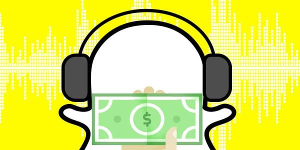 ganar dinero con Snapchat afiliado mercadeo