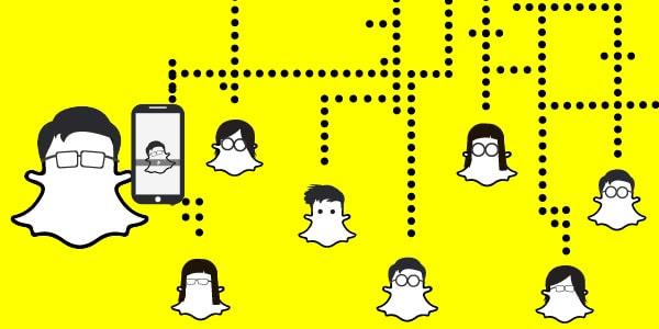 ganar dinero snapchat Publica videos y fotos memorables