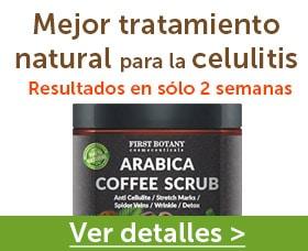 remedio para la celultis café