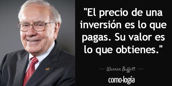Warren Buffet invertir en Bitcoin