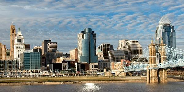 cincinnati ohio ciudades para invertir en bienes raices en Estados Unidos