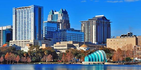 ciudades para invertir en bienes raíces en Estados Unidos orlando florida