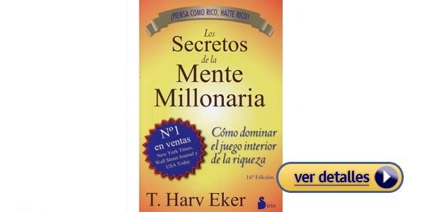 mejores libros de bienes raíces Los secretos de la mente millonaria