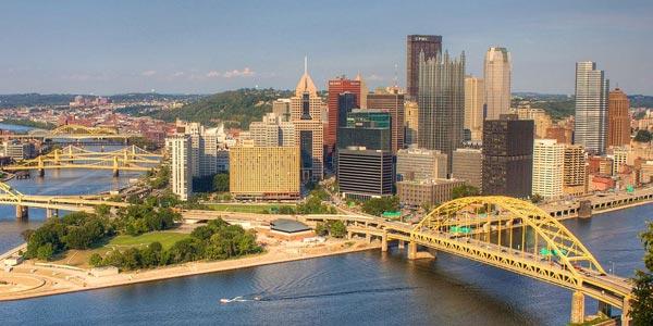 pittsburgh pennsylvania ciudades para invertir en bienes raices en Estados Unidos