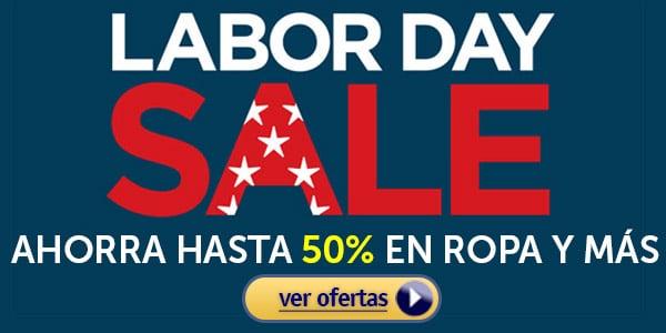 a63054d444 Mejores tiendas con ofertas Labor Day 2019 💰 (+ cupones de descuento)