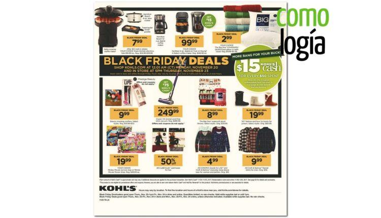 Kohl's viernes negro - Página 64