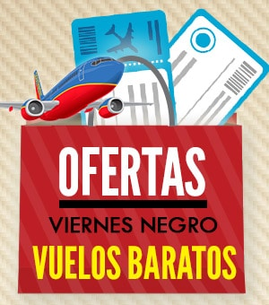 708ca57079 Vuelos Black Friday 2019  Ofertas viernes negro en pasajes y vacaciones