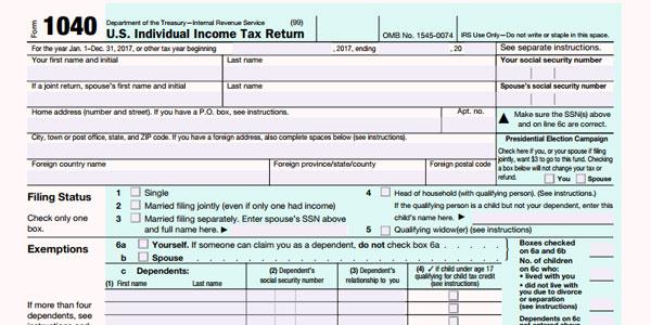 ¿Puedo Hacer Los Taxes Si No He Trabajado O Sin Tener