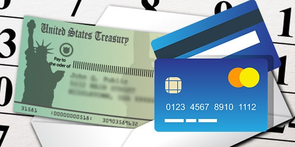 Pagar deudas income tax tarjetas de credito reembolso