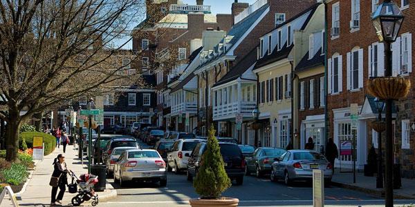 ciudades para emigrar estados unidos Princeton New Jersey