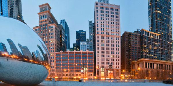 ciudades para vivir como inmigrantes Chicago Illinois