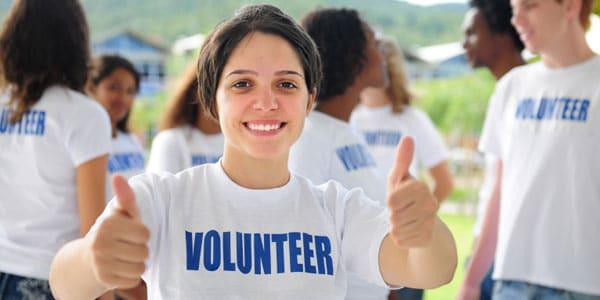 deducciones por trabajo voluntario