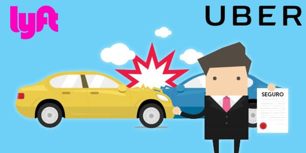 seguro de uber con uber lyft accidente