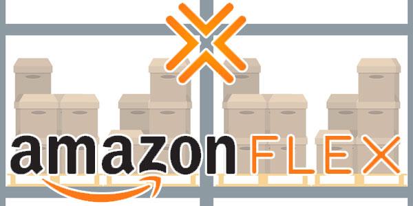 amazon flex ganar dinero haciendo entregas