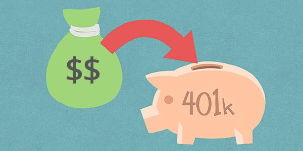 Contribuye a tu jubilacion ira 401k