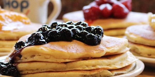 IHOP Pancakes gratis cumpleaños