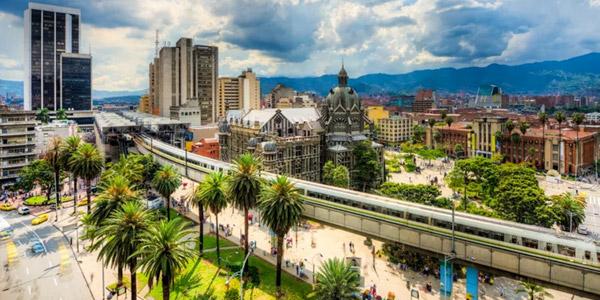 Medellin Colombia ciudades mas economicas de America Latina