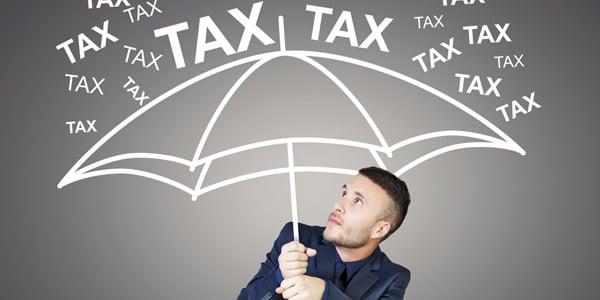Si gano mas recibo menos en los impuestos
